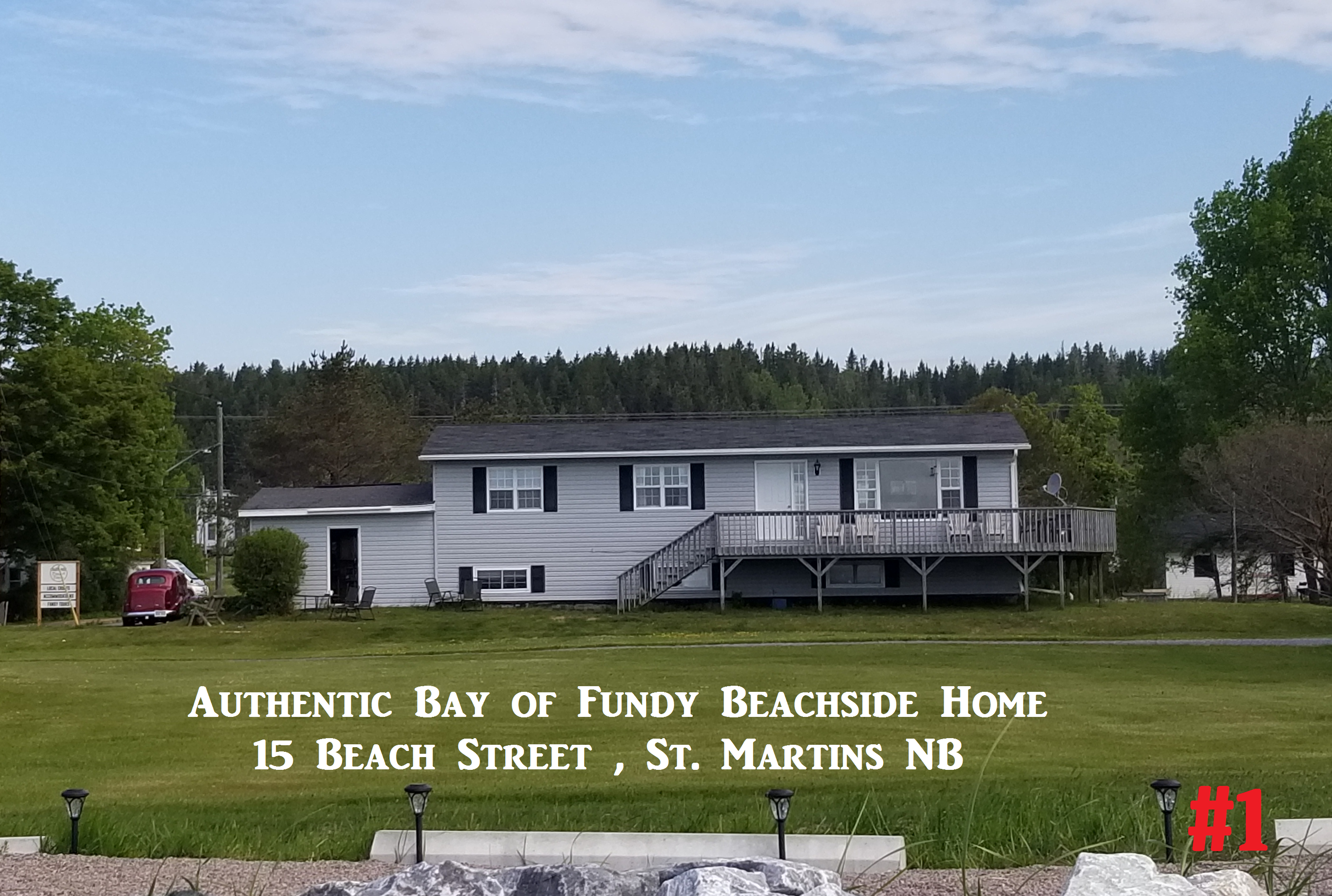 Authentic Bay of Fundy Vacation Homes