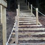Fundy Trail Stairs